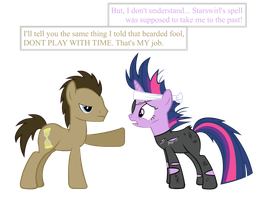 Time, Gentelcolts, Please! by Rettro