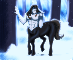 Day 2: Centaur by geekgirl8
