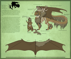 Ref sheet - Zerethyr by Navarose