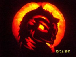 Kate Pumpkin finished by Mitsi1991