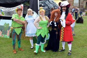 Tutbury Castle Fairytale Weekend 2014 (6) by masimage