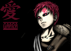 Gaara by ImSoPositive
