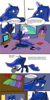 gamer Woona and teenage Discord for tumblr by Helsaabi