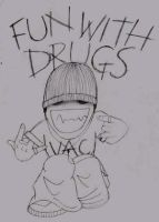 Fun with drugs by narcotizedfear