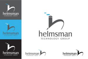 Helmsman Technology Group Logo by HassanyDesign