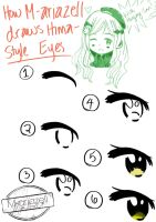 Hima-style Eyes... by M-ariazell