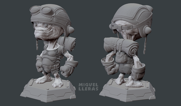 ML ZBrush by Miggs69