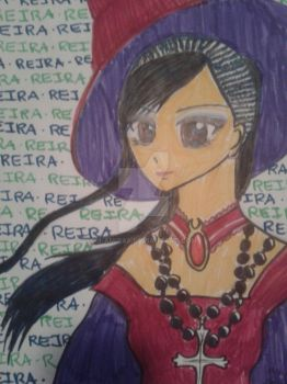 One of my OC's: Reira by j-amitaf