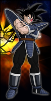 Turles - Dragonball AF by MegaMan2001