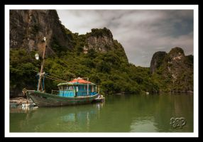 Ha Long Bay - Vietnam - Series: No 24 by SnapperRod