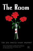 The room poster by Gsrz1989