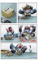 Prowl and the Puzzle by TheButterfly