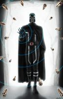Magneto The man in black by mr-sinister2048
