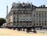 Historical cannons at Les Invalides by EUtouring
