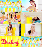 . Picspam Darling - Girl's Day by Chibede