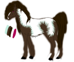 Horse adoptable CLOSED by petshop101