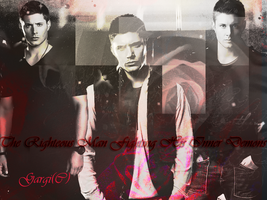 Hotness definition- Jensen Ross Ackles by magicrubbish