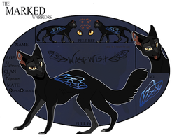 TMW - Waspwish - Medicine Cat - Riverclan by ohsh