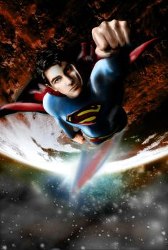 The Man of Steel by TheStack