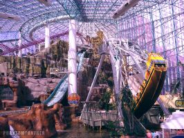 Las Vegas - Adventuredome 02 by phantompanther