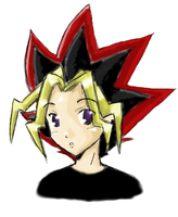 Yugi by blackxlily