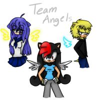 Team Angels by Shadaily