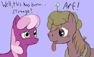 Well, this has been... strange. by Arrkhal
