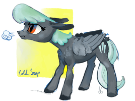 Cold Snap by spectralunicorn