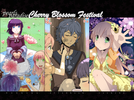 PoP: Cherry Blossom Festival by arcanium