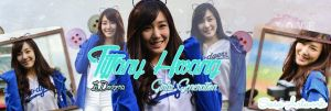 Tiffany GG LaDodgers Blue Banner by yoonaddict150202