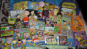Update of my Ed, Edd n Eddy collection! by Edness-Madness