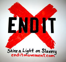 End It Movement in Dry Erase Marker by Cherolibubs