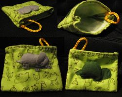 Animal Pouch by rawien