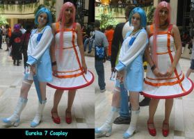 Cosplay Check:EurekaAndAnemone by Rhythm-Wily