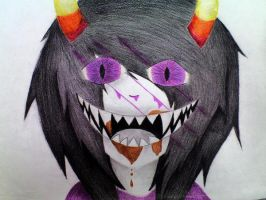 Sober Gamzee Sketch by itmightbeoliver
