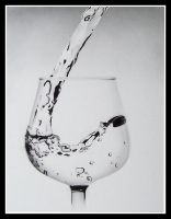 Water Pour by MikeLangston