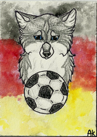 Germany ACEO by LukeWolf6