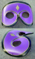 Simple Curves Version3 Purple and Gold by flufdrax