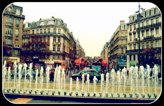Lille France by ross4n4
