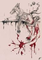 Splatter by Solacya