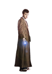 David Tennant as 10th Doctor !PNG! by Sonnatora