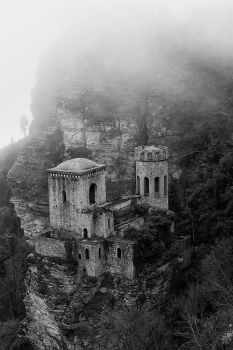The Tower And The Mist by bluesman76