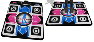 MMD Dance Dance Revolution Mat by MMDFakewings18