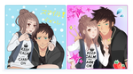 Purikura Collab by MizumiHisui