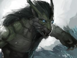 beast by Pacelic