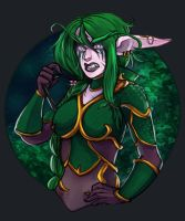 [wow][art trade] mad-maddie by SirMeo