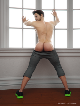 What a BUTT! by JavierMicheal