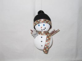 Cheap Snowman by IHAVE77ISSUES
