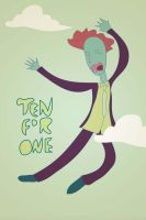 ten for one by blackcatdead