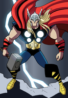Thor by LucianoVecchio